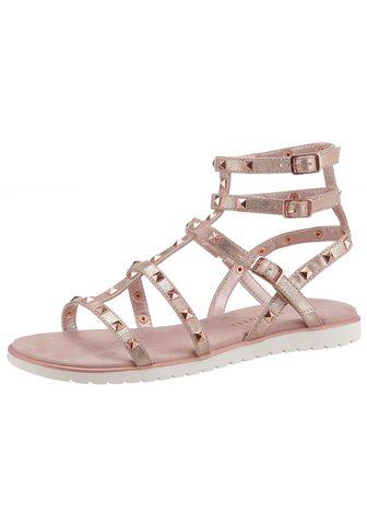 BUGATTI Romėniški sandalai