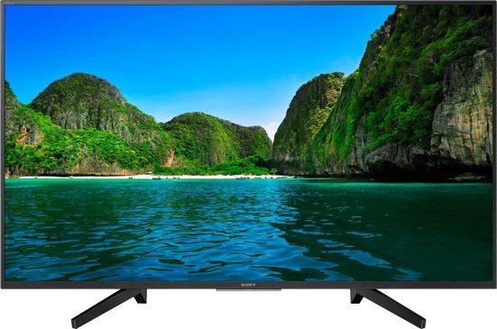 Sony KD43XF7004 LED-Fernseher (108 cm/43 Zoll, 4K Ultra HD, Smart-TV)