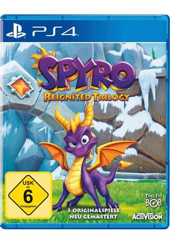 ACTIVISION Spyro Reignited Trilogy PlayStation 4