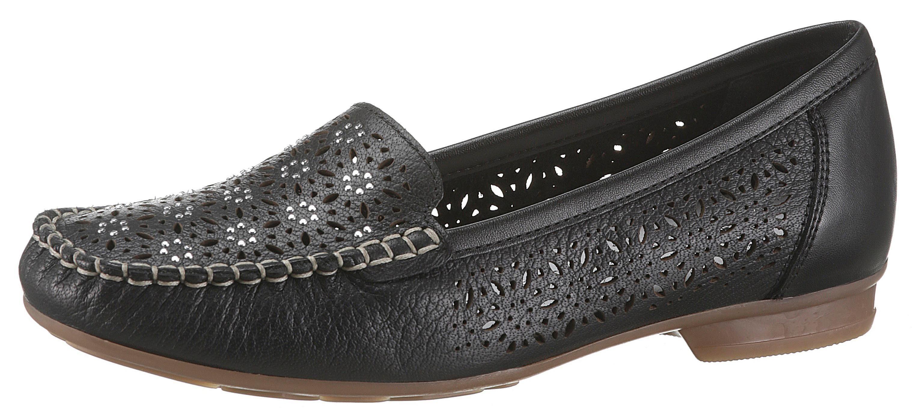 Supremo Slipper mit Perforation online kaufen   OTTO