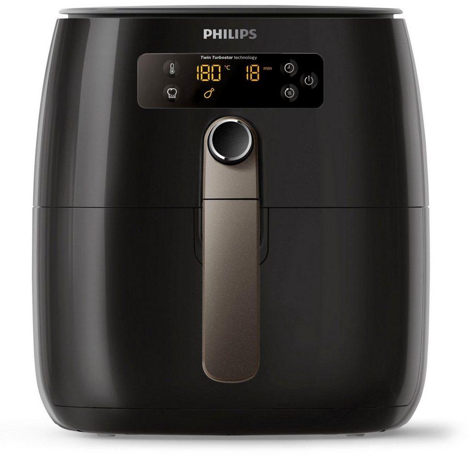 Philips Heissluftfritteuse HD9741/10 Airfryer Avance