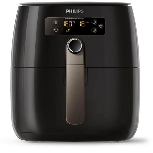 Philips Heissluftfritteuse HD9741/10 Airfryer Avance Collection, 1500 W
