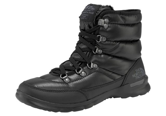 The North Face »W ThermoBall™ Lace« Outdoorwinterstiefel | Schuhe > Outdoorschuhe > Outdoorwinterstiefel | The North Face