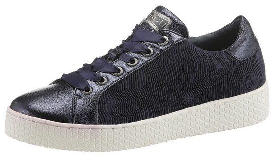 bugatti Sneaker im trendigen Metallic-Look