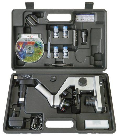 BRESSER junior Mikroskop »40x-1024x Mikroskop Set«