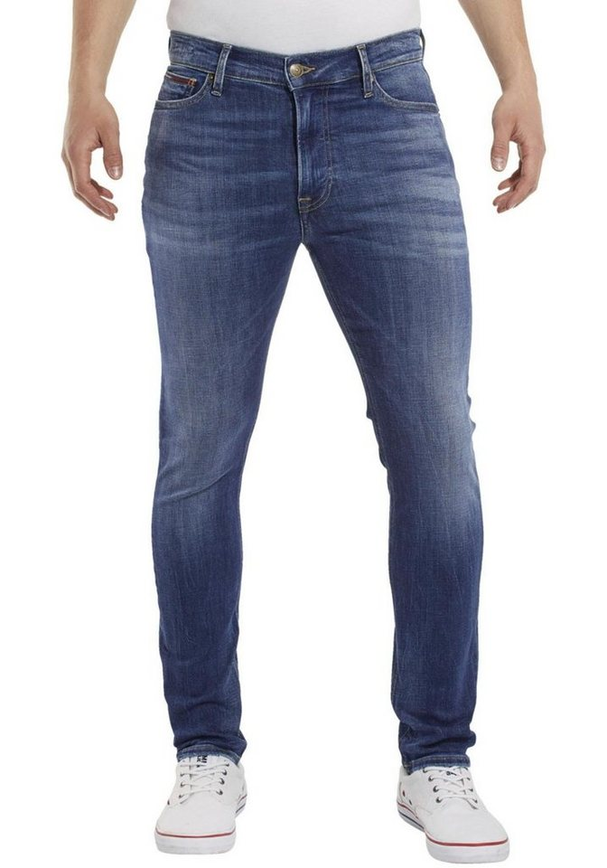 55e6a2b27bc7 TOMMY JEANS Skinny-fit-Jeans »SKINNY SIMON DYMDB«   OTTO