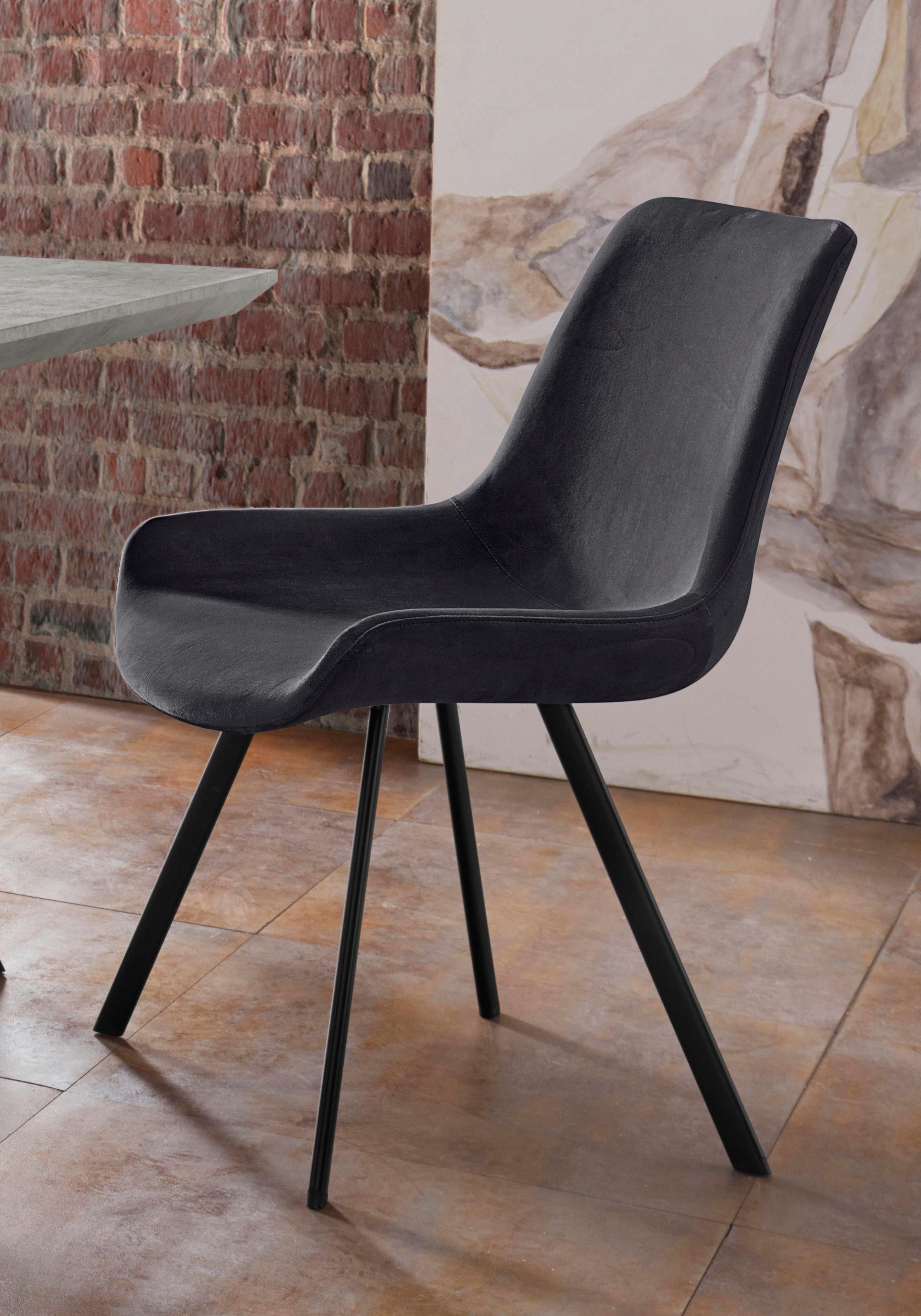 Homexperts Stuhl »Rose«, Sitz und Rücken gepolstert online kaufen | OTTO