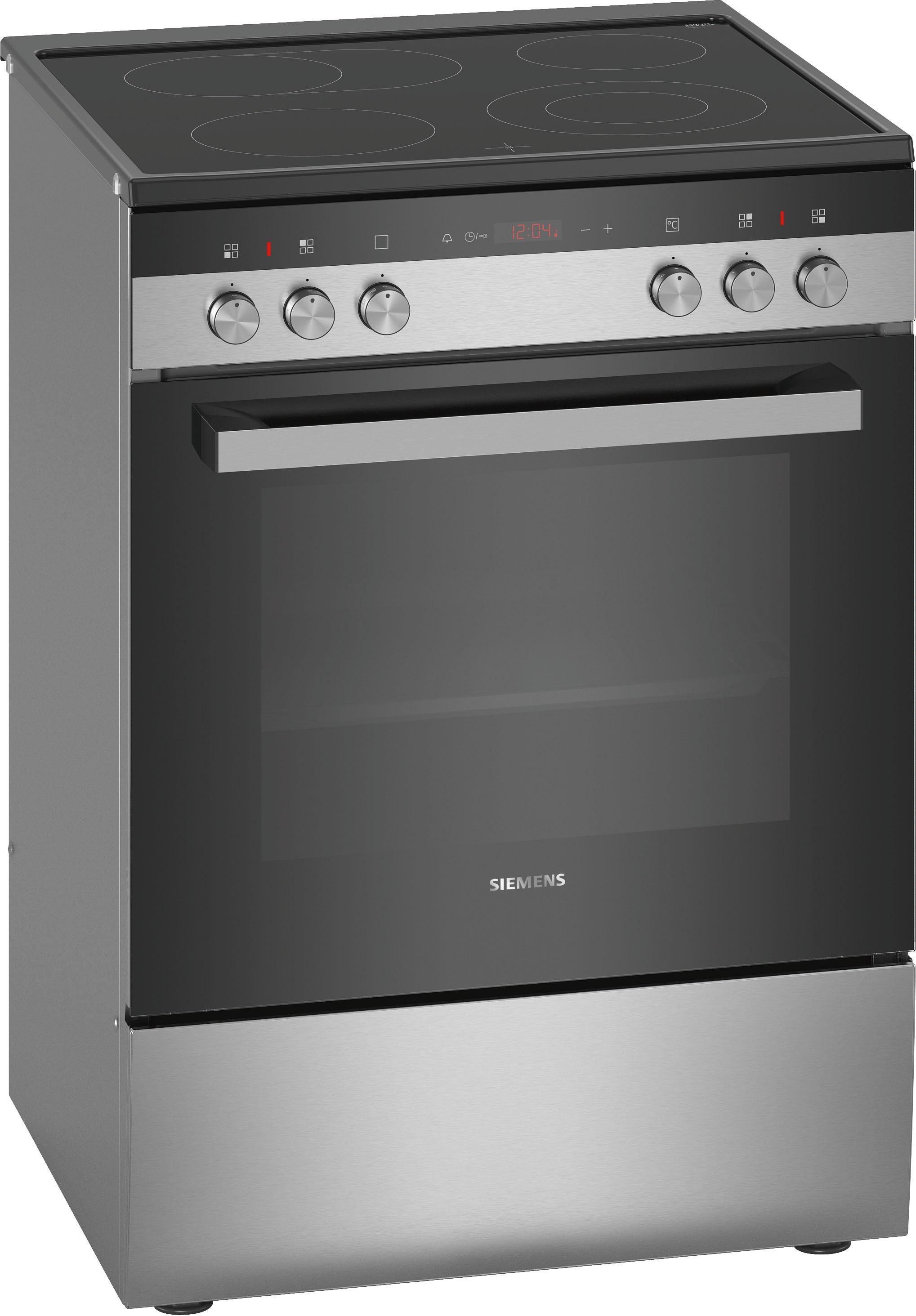 Siemens Elektro-Standherd HK9R30250, 60 cm
