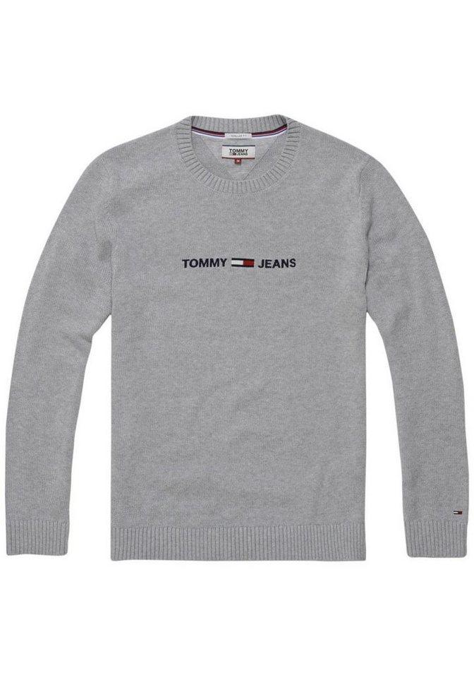 09c87314eb0f tommy-jeans-strickpullover-tjm-small-sweater-hellgrau-meliert.jpg  formatz