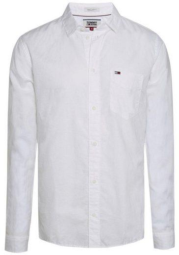 Tommy Hemd Linen »tjm Jeans Shirt« YYqCXPw