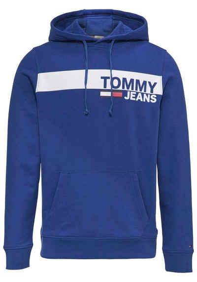 TOMMY JEANS Kapuzensweatshirt »TJM ESSENTIAL GRAPHIC HOODIE« 5becfbeb86