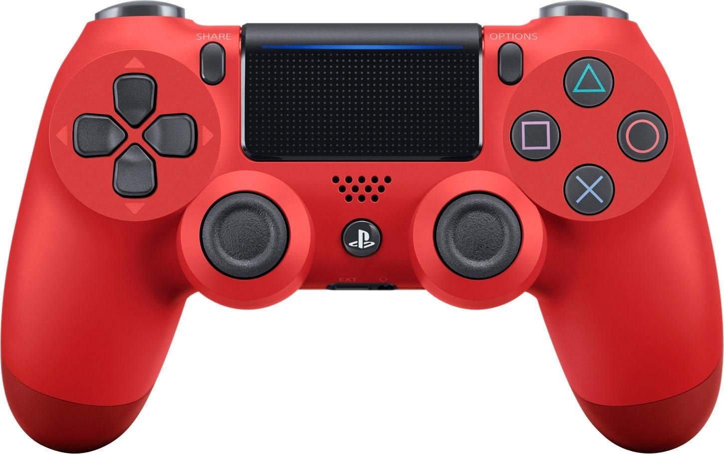 »PS4 Magma Red v2 Dualshock« Wireless-Controller