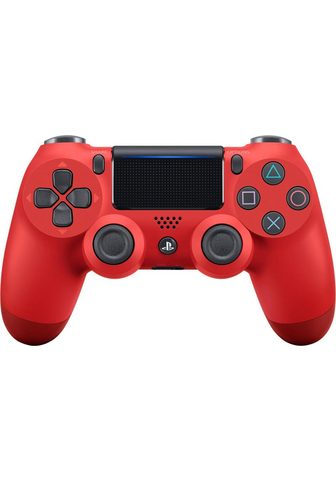 PLAYSTATION 4 Wireless-Controller »PS4 Magma Red v2 ...