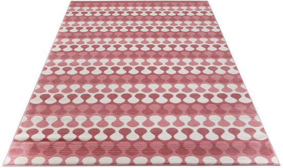 Teppich »Pranas«, andas, rechteckig, Höhe 11 mm