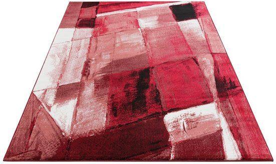 Teppich »Pugal«, my home, rechteckig, Höhe 11 mm, modernes Design