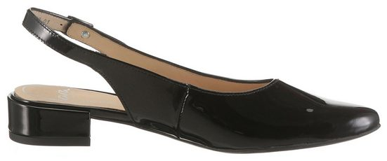 Schuhweite Ara Slingpumps G In »paris« normal HHRF71x