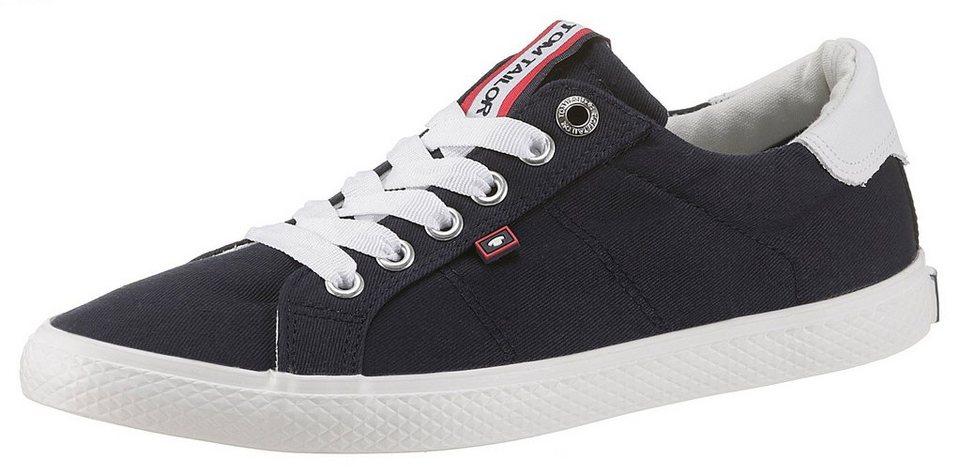 e831e52fa96dff TOM TAILOR Sneaker mit weißer Laufsohle kaufen
