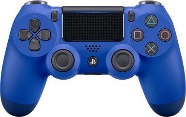 PlayStation 4 »PS4 Wave Blue v2 Dualshock« Wireless-Controller