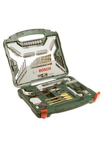 BOSCH Werkzeugset »X-line Titanium« (Set 103...