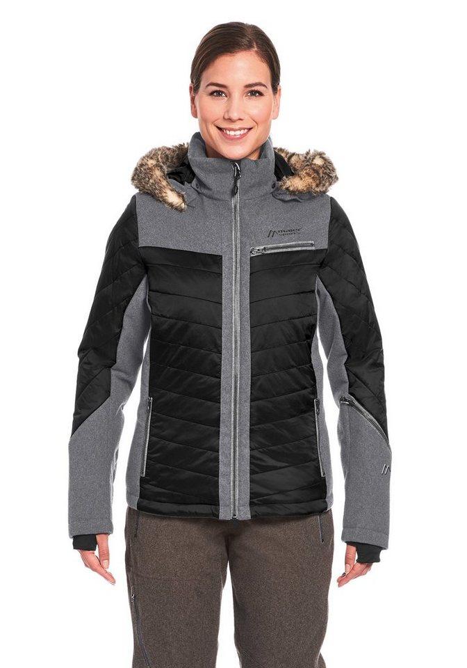 Maier Sports Skijacke »Loveland W« Modische Jacke für Wintersport und die Freizeit
