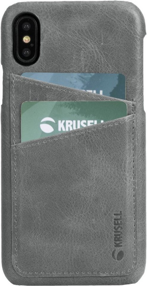 krusell handytasche sunne 2 card cover f r iphone xs. Black Bedroom Furniture Sets. Home Design Ideas