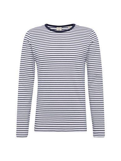 Scotch & Soda Sweatshirt »Classic long sleeve jersey tee«