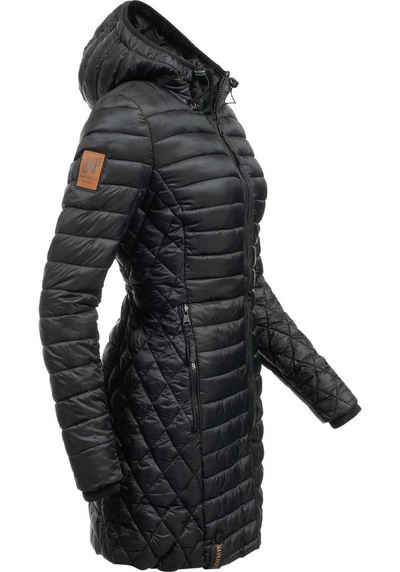 Navahoo Wintermantel »Zea« modischer Damen Winter Steppmantel b0ac2d109d