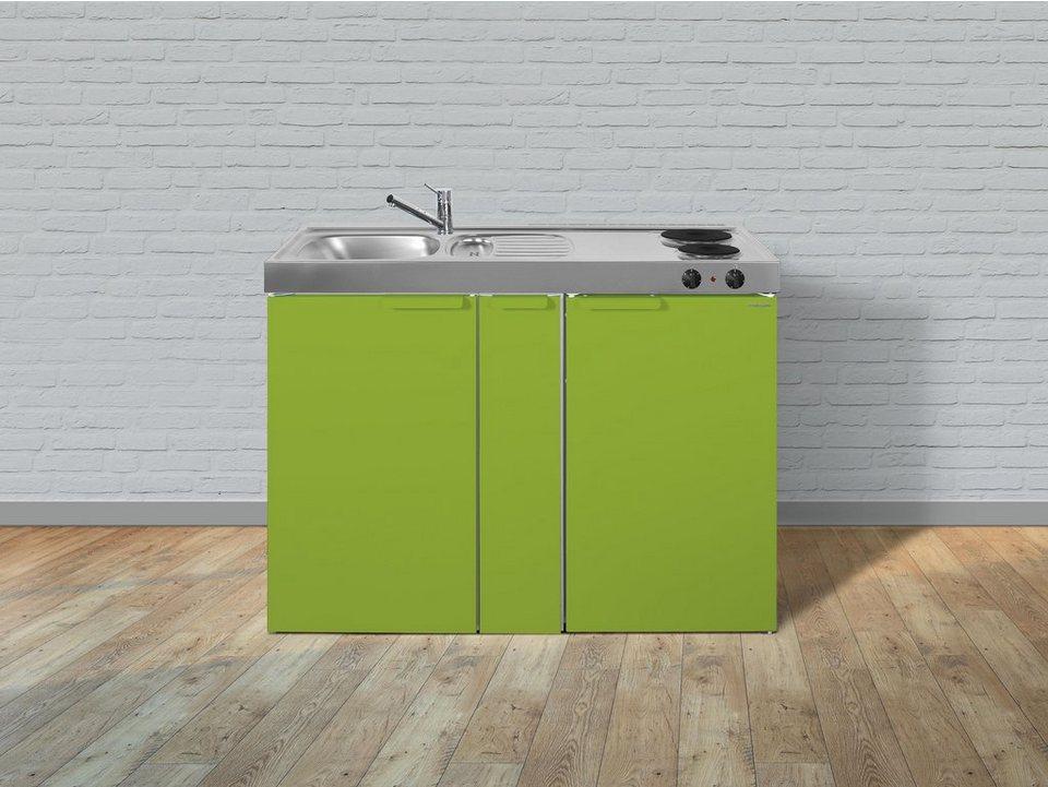 Miniküche Mit Kühlschrank Und Herd 120 Cm : Stengel metall miniküche mk 120 a apothekerauszug kühlschrank