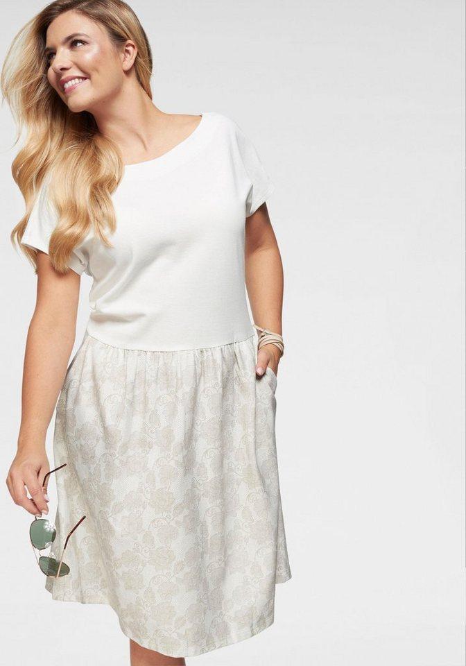 719f7db2573bb3 Boysen's Jerseykleid mit schönem Print kaufen | OTTO