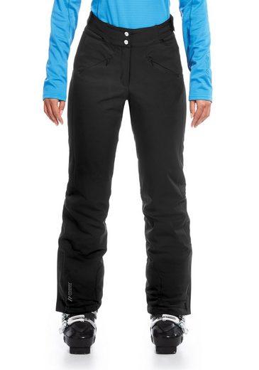 Maier Sports Skihose »Allissia slim« in femininem Schnitt