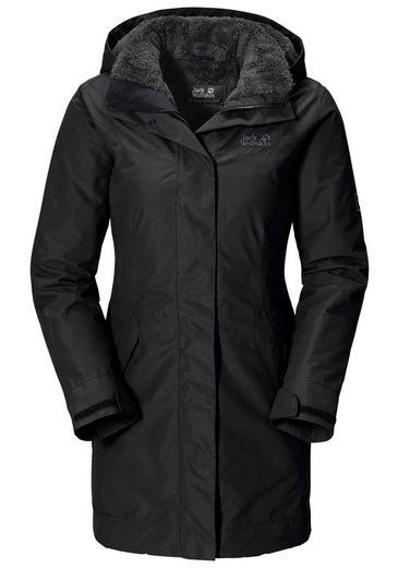 Jack Avenue Kurzmantel »5th Coat« Wolfskin 0nwOnq1zP