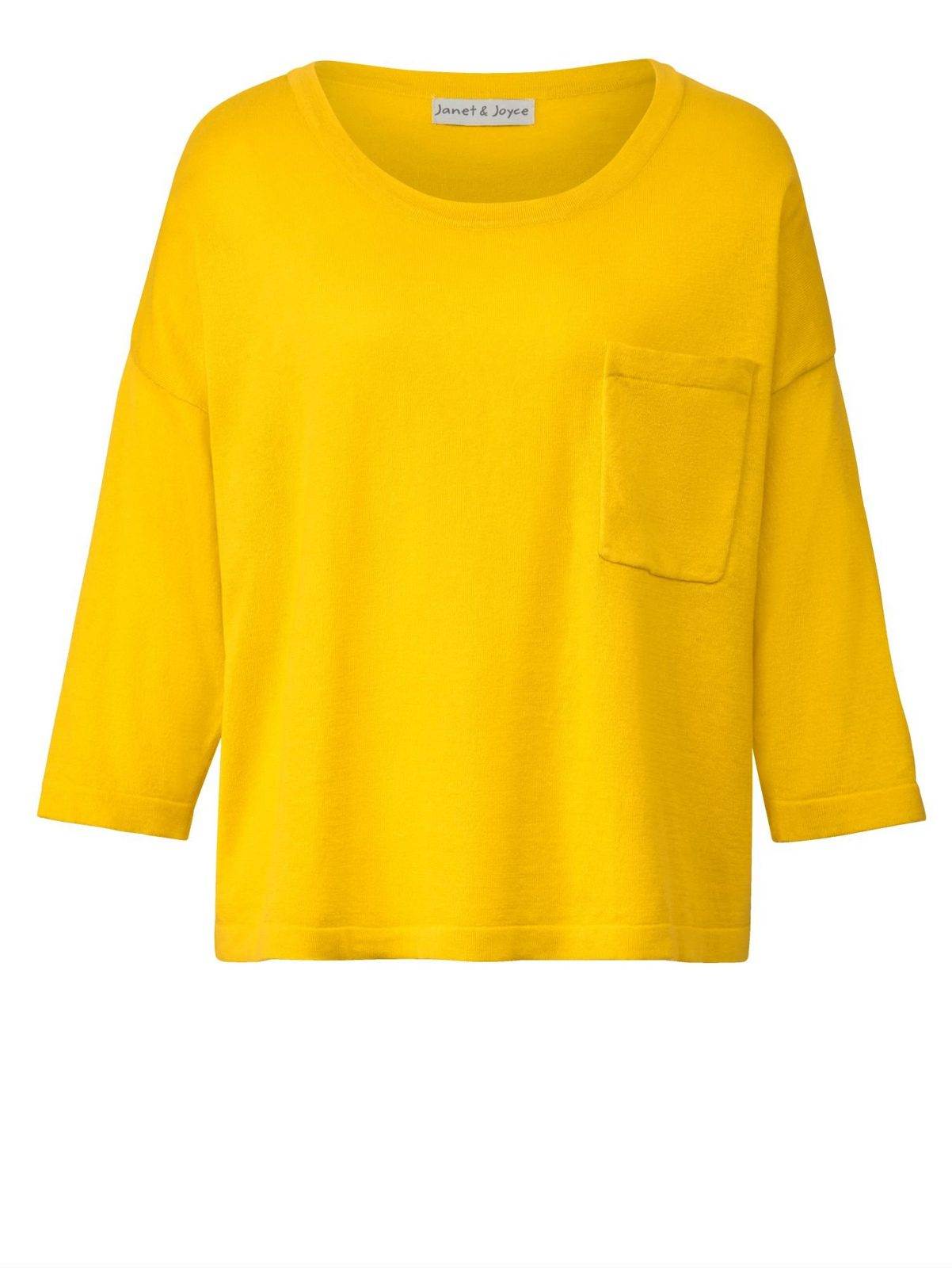 Janet und Joyce by Happy Size Pullover