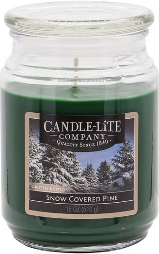 Candle-lite™ Duftkerze »Everyday - Snow Covered Pine« (1-tlg), Winter