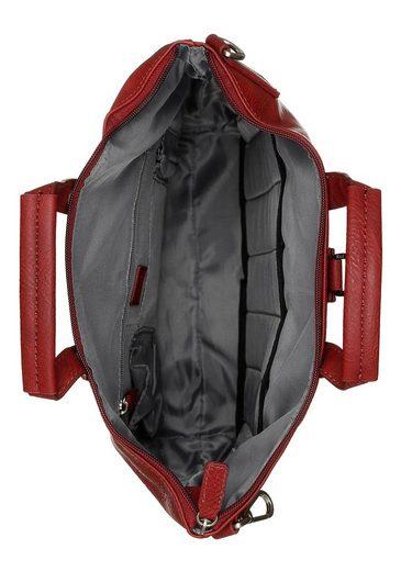 Jost in1 Rucksack 3 Auch Als Bag Henkeltasche Tragbar »merritt« SwnSrxqPt