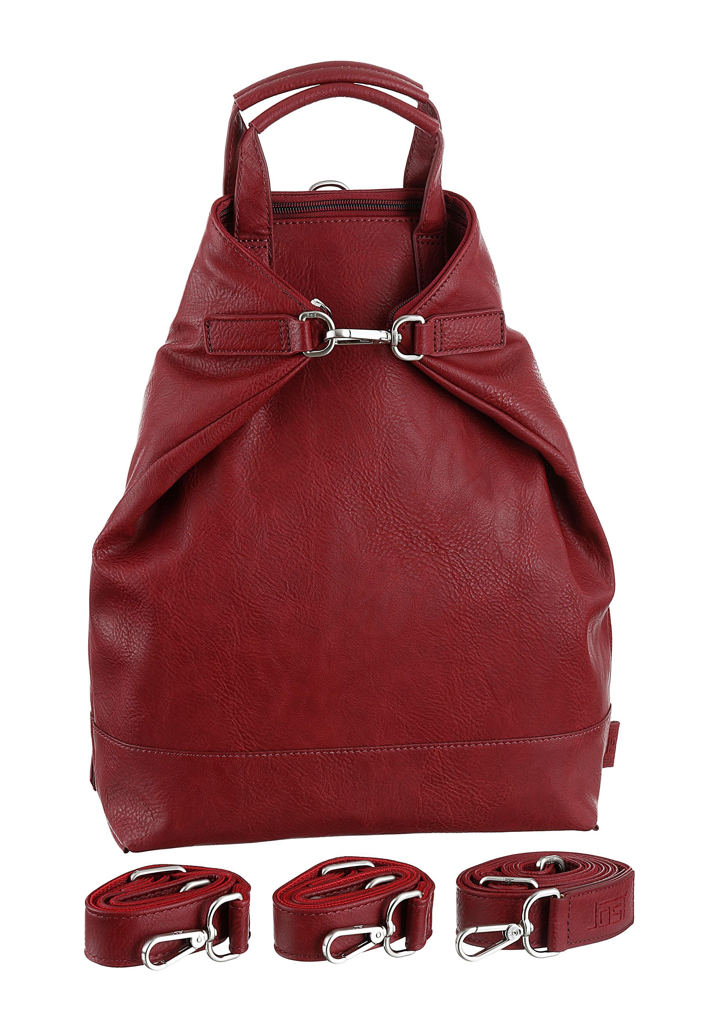 Jost Henkeltasche »Merritt«, 3-in1 Bag auch als Rucksack tragbar