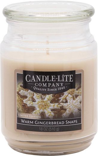 Candle-lite™ Duftkerze »Everyday - Warm Gingerbread Snaps«, Winter