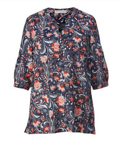 Blumen Tunika Size print By Und Mit Happy Joyce Janet x0qXv