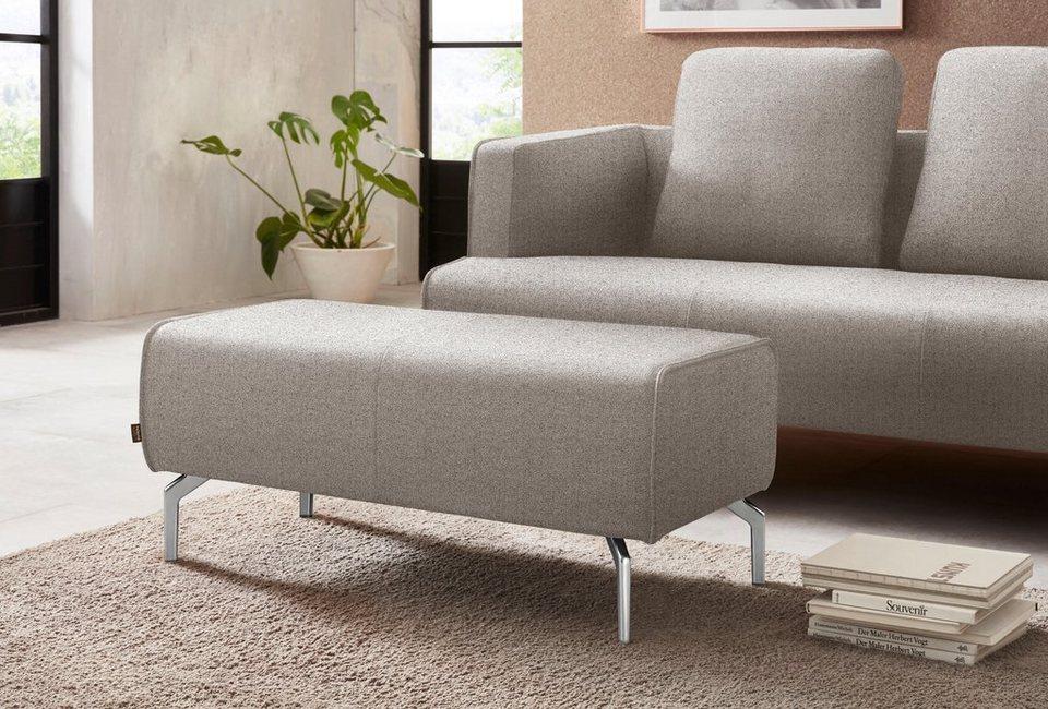 hülsta sofa Hocker »hs.440« wahlweise in Stoff oder Leder ...