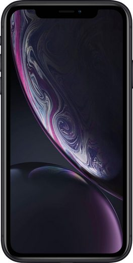 "Apple iPhone XR 6,1"" 64 GB Smartphone (15,5 cm/6,1 Zoll, 64 GB Speicherplatz, 12 MP Kamera, inkl. Lightning Kabel und Earpods)"