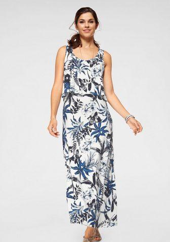 BOYSEN'S Платье-макси длинное