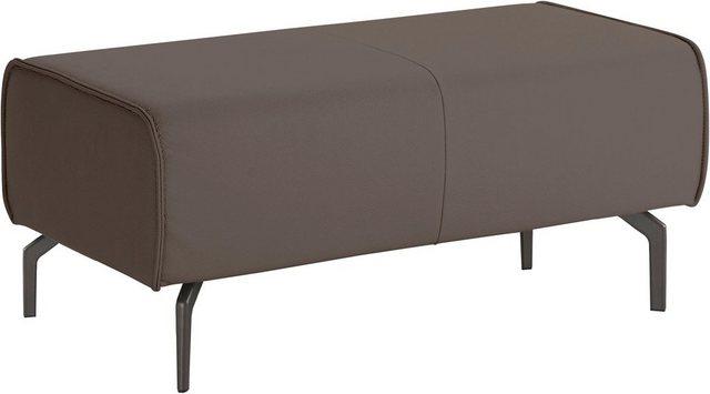 hülsta sofa Hocker »hs.440« | Wohnzimmer > Hocker & Poufs > Sitzhocker | Grau | hülsta sofa