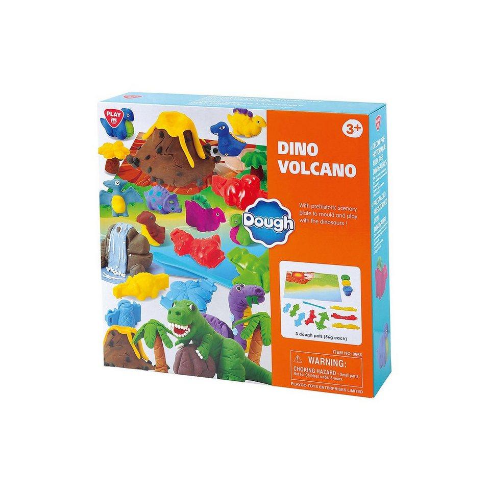 Playgo Knetset Dino Vulcano online kaufen