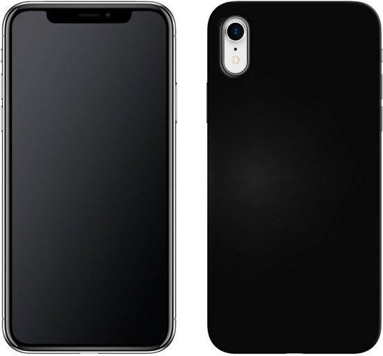 PEDEA Smartphone-Hülle »Soft TPU Case für iPhone XR«, Cover
