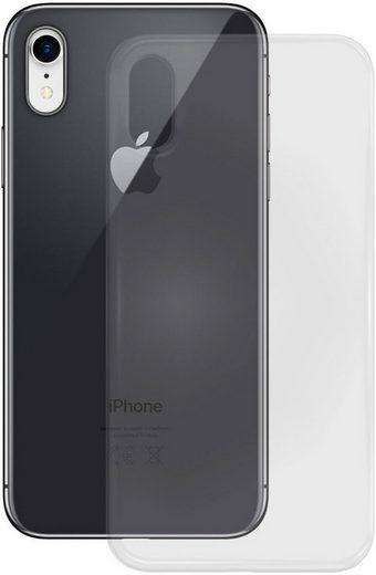 PEDEA Smartphone-Hülle »Soft TPU Case für iPhone XR« iPhone XR, Cover