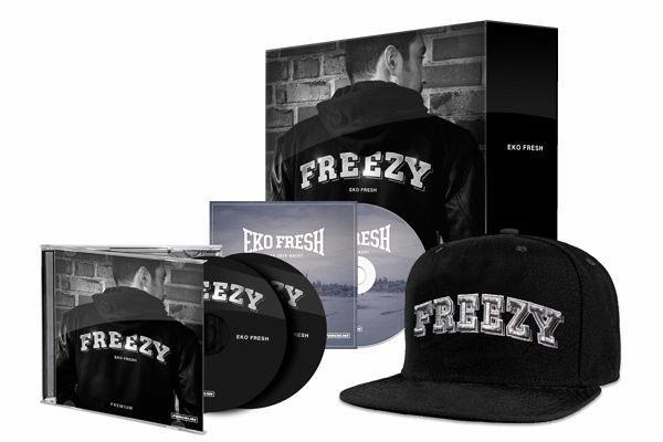 CD+DVD »Fresh,Eko: Freezy (Ltd.Amk Box)«