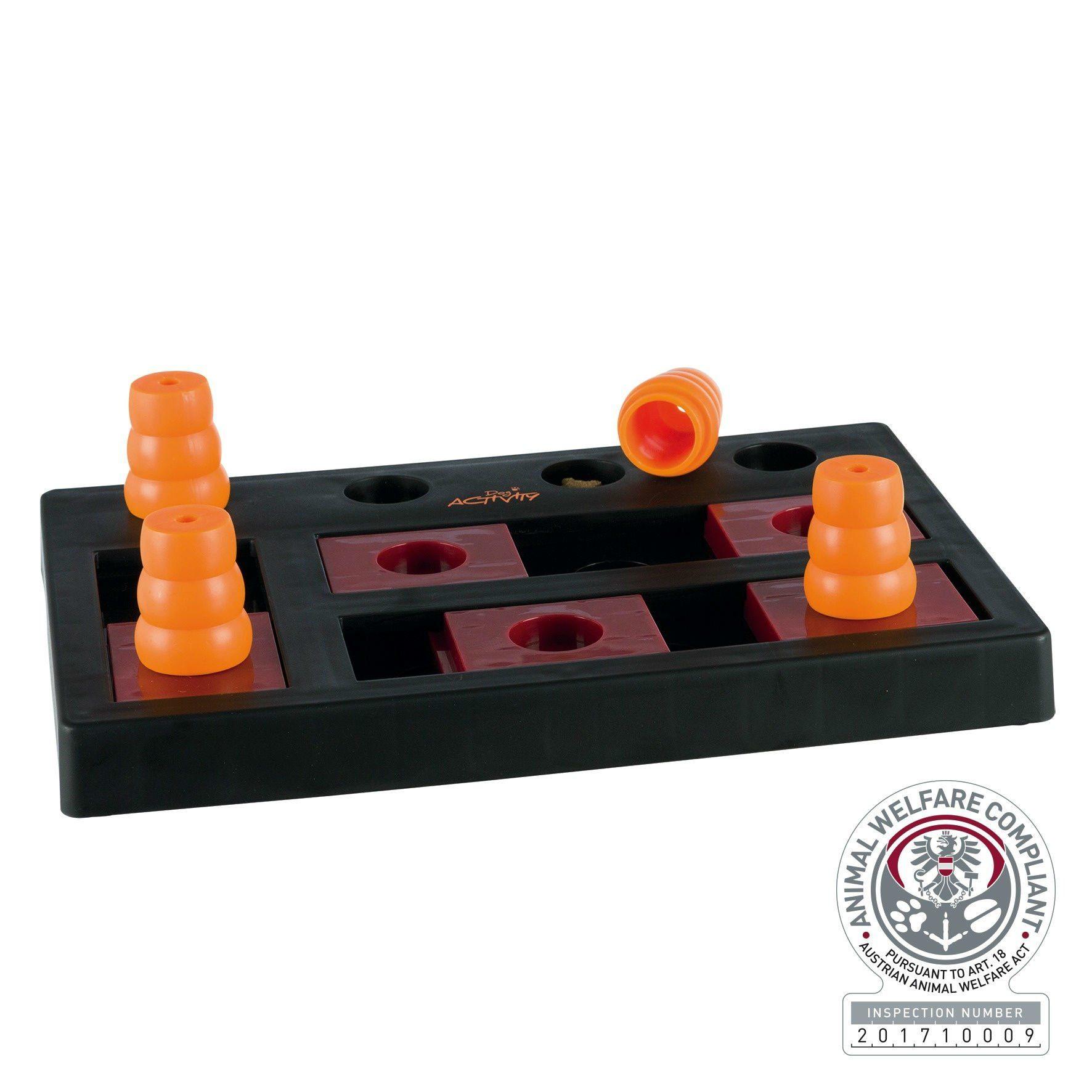 TRIXIE Tier-Beschäftigungsspielzeug »Dog Activity Chess Hundespiel«, Kunststoff