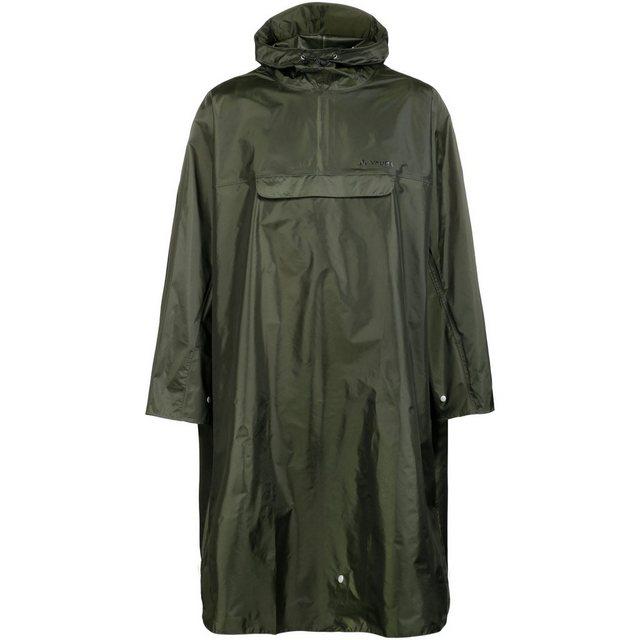 VAUDE Strickponcho »Hiking Backpack« | Bekleidung > Pullover > Ponchos & Capes | Vaude