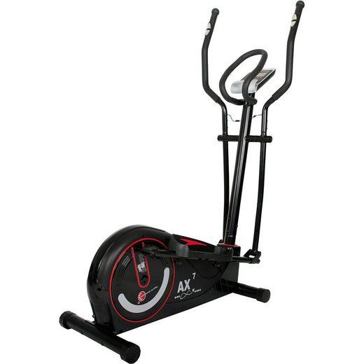 Christopeit Sport® Ergometer AX 7 Black Edition