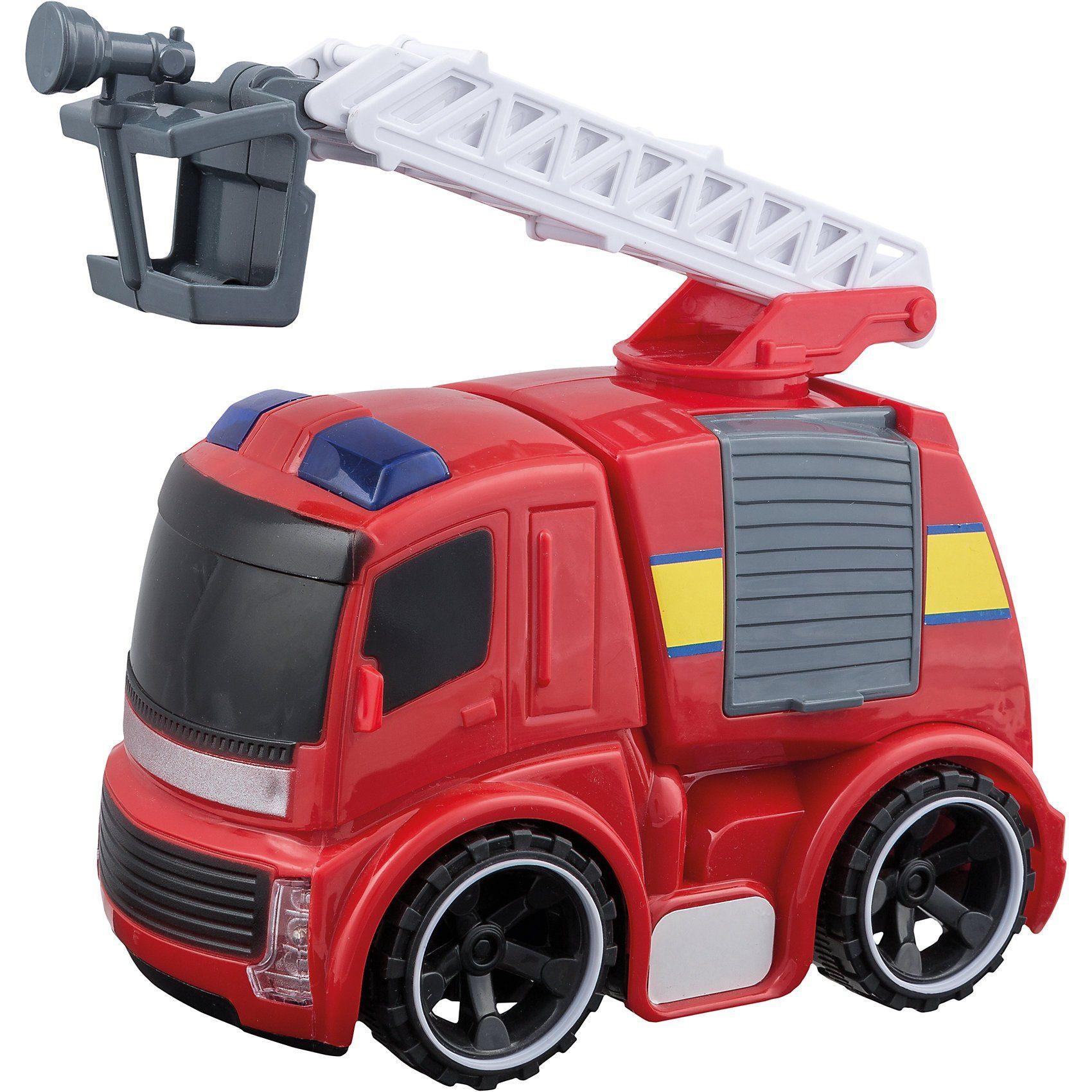 Idena Feuerwehr mit Antrieb, Licht und Sound