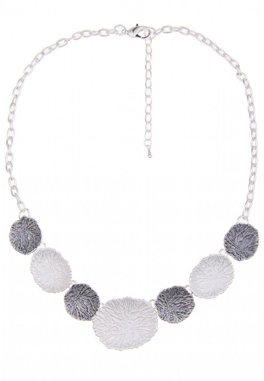 Leslii Halskette mit Blüten-Anhängern